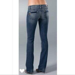 Paige Bel-Air Premium Denim Jeans